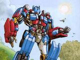 Optimus Prime (Películas)