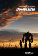 Bumblebee Movie Poster 1