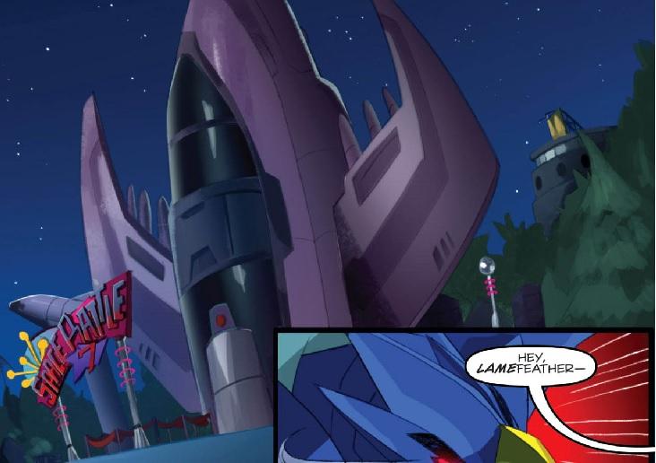 Space Battle 7