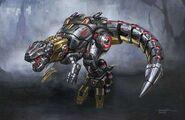 Transformers-Fall-of-Cybertron-Grimlock-Dinobot-mode