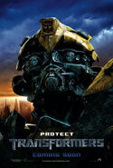 Transformers Film Poster Bumblebee