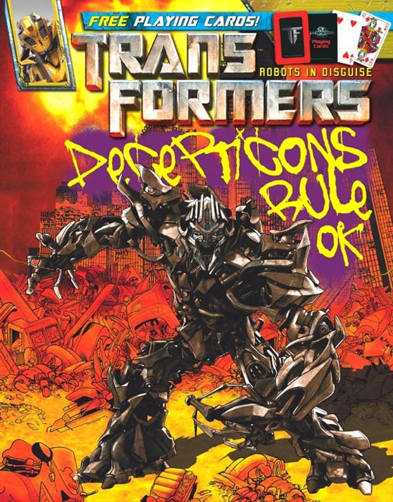 Transformers Comic issue 9