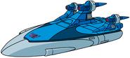 Generation 1 Sweeps spaceship