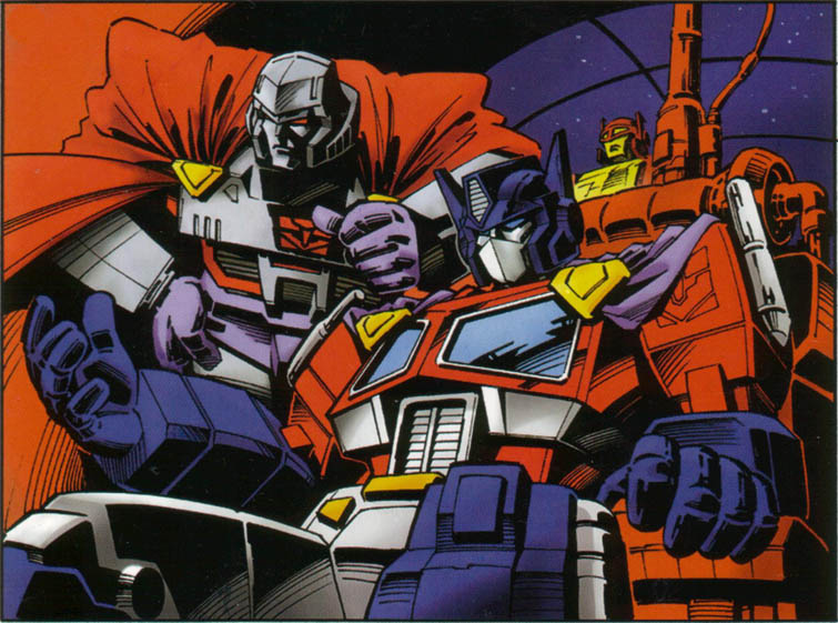 Cybertron Alliance