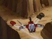 More than Meets the Eye Part 1 Laserbeak Uses Flying Gun Against Hound and Cliffjumper.jpg