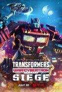 Transformers War For Cybertron Trilogy Siege Optimus Prime