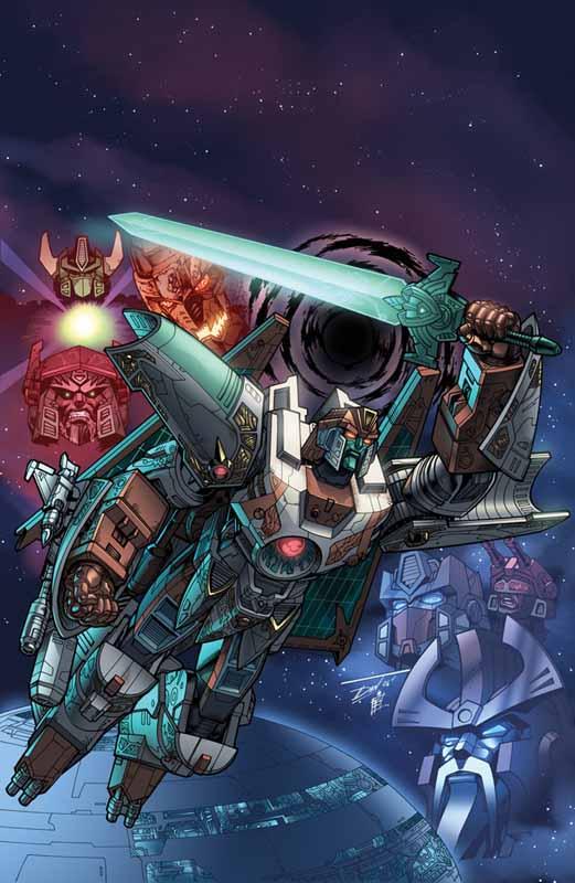 Hasbro Transformers Collectors' Club (comic)