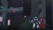 Strongarm and Sideswipe vs. Skyjack