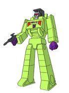 Transformers G1 Bonecrusher
