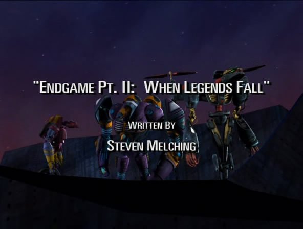 Endgame Pt. II: When Legends Fall