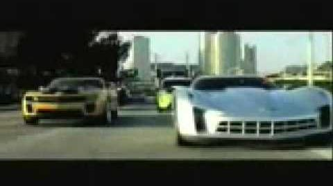Transformers ROTF Sneak Peak 7 Autobots Roll Out