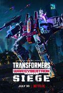 Transformers War For Cybertron Trilogy Siege Starscream