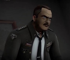 General Bryce