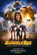 Bumblebee Poster 4