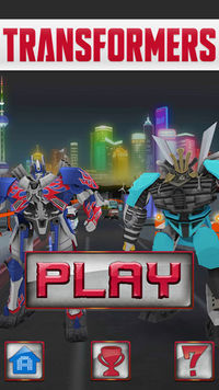 Transformers mobile game