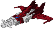 G1 Scattershot jet