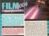Letters page (Marvel UK)