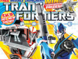 Transformers Comic issue 4.5