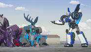 Strongarm with Fracture and Thunderhoof
