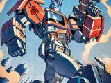 Optimus Prime (IDW (2005))