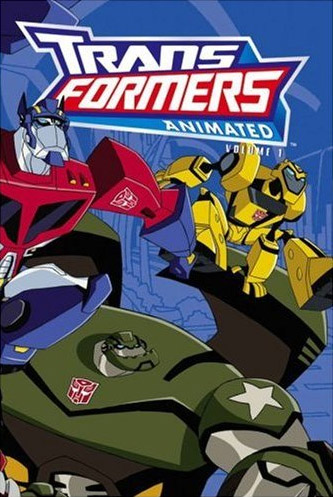 Transformers Animated Volume 1