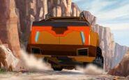 Razorpaw's vehicle mode
