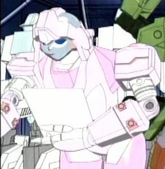 Autobot nurse