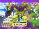 Девастатор (Первое Поколение)