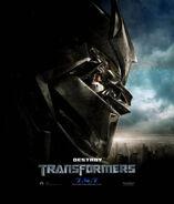 Transformers Film Megatron