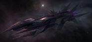 Prime Nemesis im Weltraum