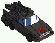Scamper car