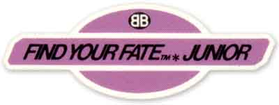 Find Your Fate Junior