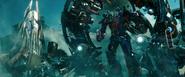 Optimus Prime gebruikt truck spec