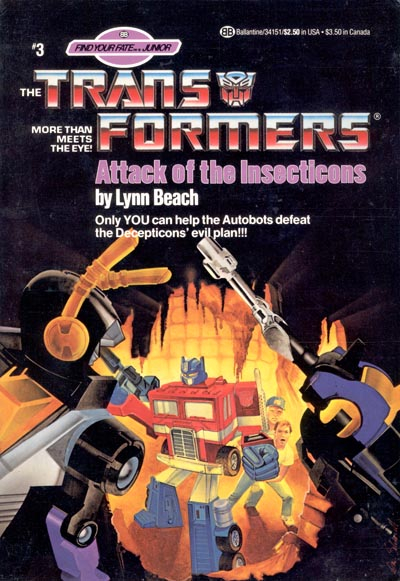 Attack of the Insecticons