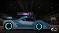Blurr's alt mode - side view