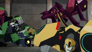 More than meets the eye Chop Shop on Autobots