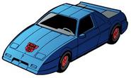 G1 Counterpunch car