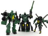 Mini-Con Assault Team