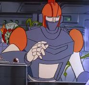 Transformers G1 Autobot soldier
