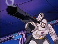 Megatron G1 cartoon