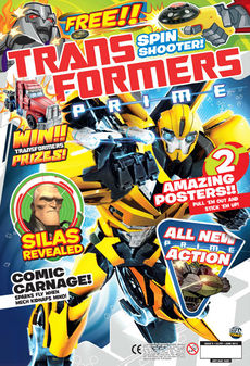 Transformers Comic issue 4.9