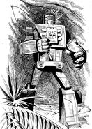 Beachcomber sawyer