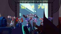 Decepticon Rally Cyberverse