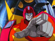 Rodimus Prime G1 cartoon