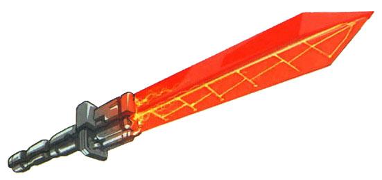 Energo weapon
