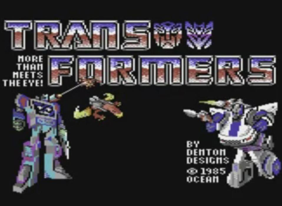 Transformers (Commodore 64)