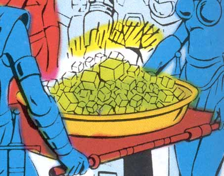 Cybertronian food