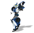 Strongarm Robots in Disguise
