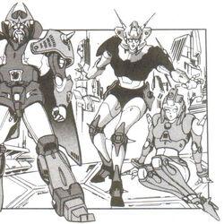 List of female Transformers