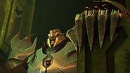Transformers Prime Zerstreut in alle Winde Megatron 2